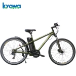 Kyowa Cycle(キョウワサイクル) MB26A【26インチ6段変速電動アシストマウンテンバイク】